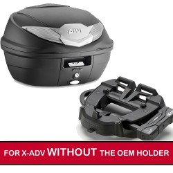 givib360pack : Givi B360 pack for X-ADV WITHOUT OEM holder X-ADV