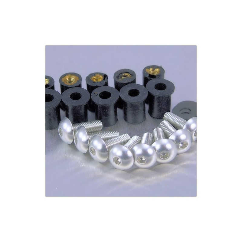 530020BK : Pro-Bolt Windshield screws kit X-ADV