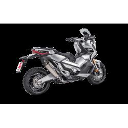 S-H7SO3-HRT : Akrapovic Slip-on Exhaust Honda X-ADV 750