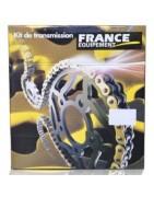 Remplacement kit-chaine et transmission sur Forza 750
