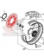 Pièces détachées d'origine Honda pour X-ADV 2021