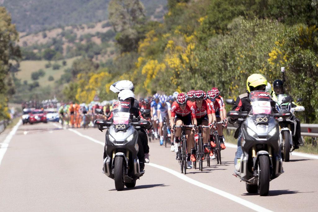 X-ADV partenaire du Giro