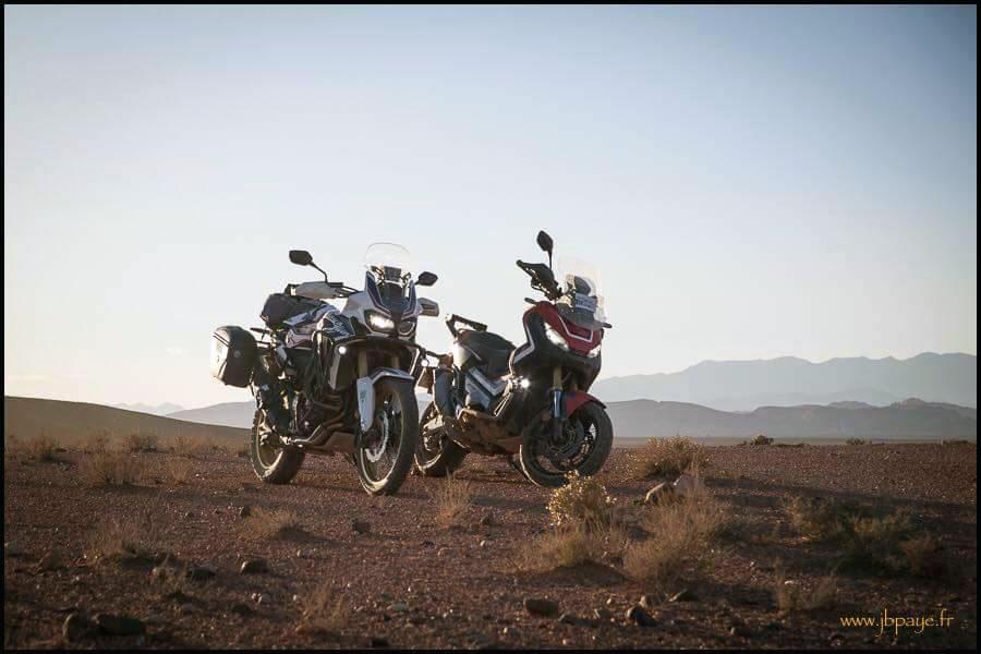 Et le désert avance... avec Alban A