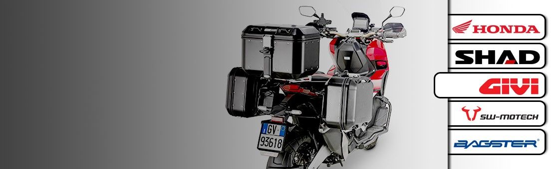Bagagerie X-ADV